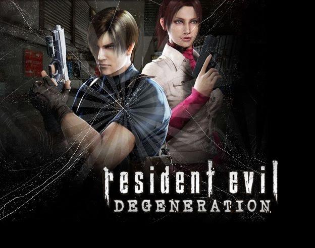 Here We Go Again The Fanlisting For Resident Evil Degeneration