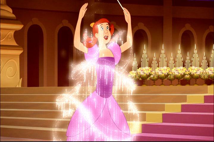 Cinderella Anastasia Love Me For Me